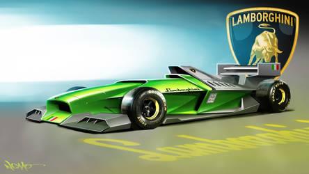 Lambo F1 drone