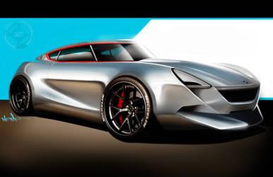 Z-car revival sketch v2