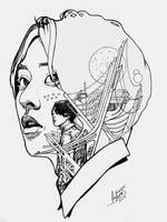 Minseok's Mind by Zvetok-Sacura