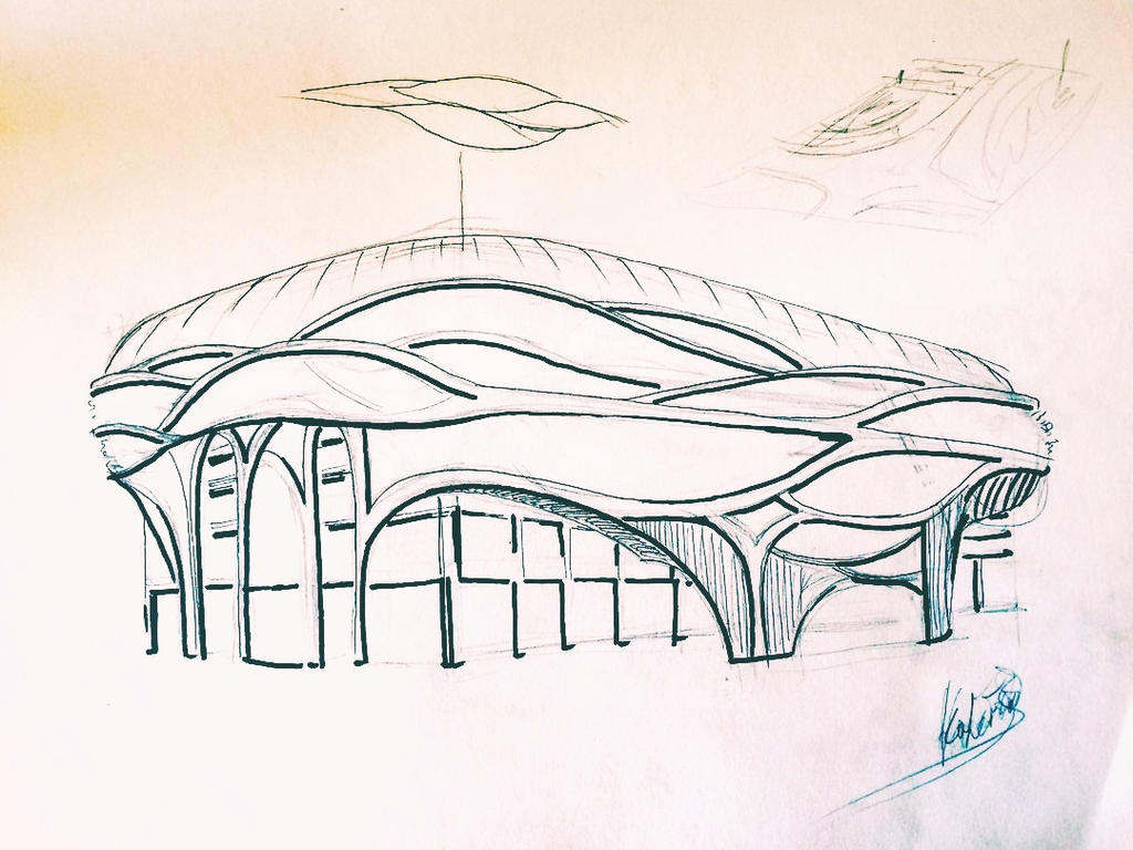 Sketch for Milan Expo 2016 by Zvetok-Sacura on DeviantArt