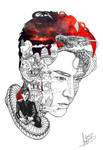 Dragon's mind by Koheiris by Zvetok-Sacura