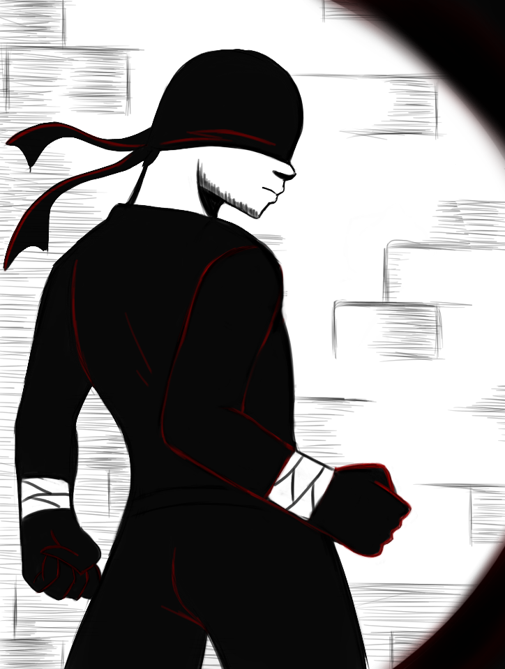 Daredevil by xDarkSpineSonicx