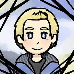 Chris Icon by SkyeDoodles