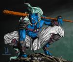 ONI BLUE