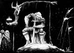 DEMON OFFERS THE CROWN IV