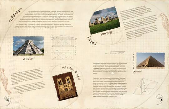 The Golden Ratio-Architecture