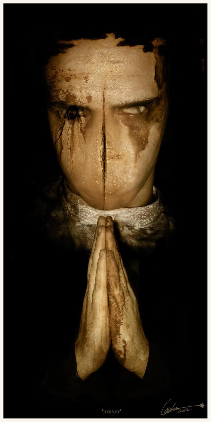 Prayer Manip by larkie