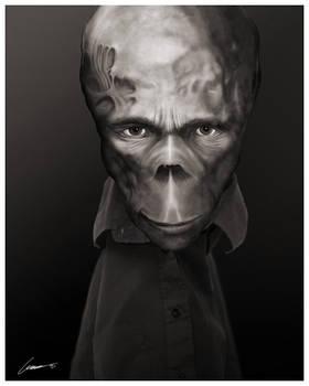 Creature Portrait 6 - study