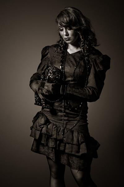 Rebecca III by larkie