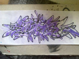 purple wildstyle by SetysGraphics