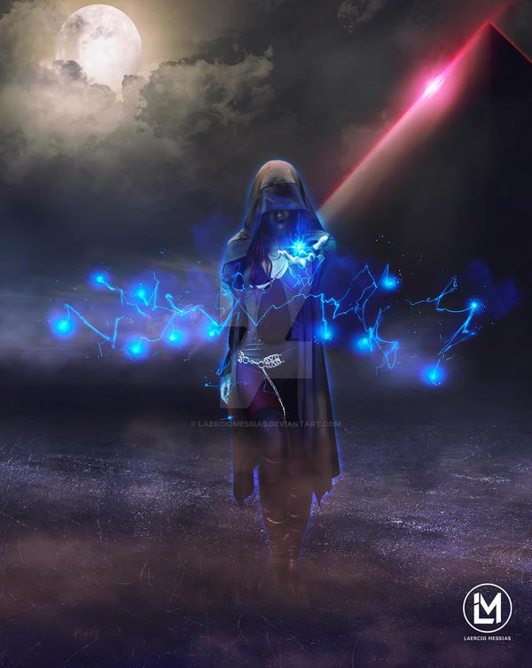 Lightning in the Shadows