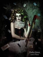 Harley Quinn by LaercioMessias
