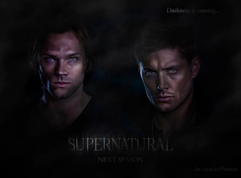 Supernatural Darkenss by LaercioMessias
