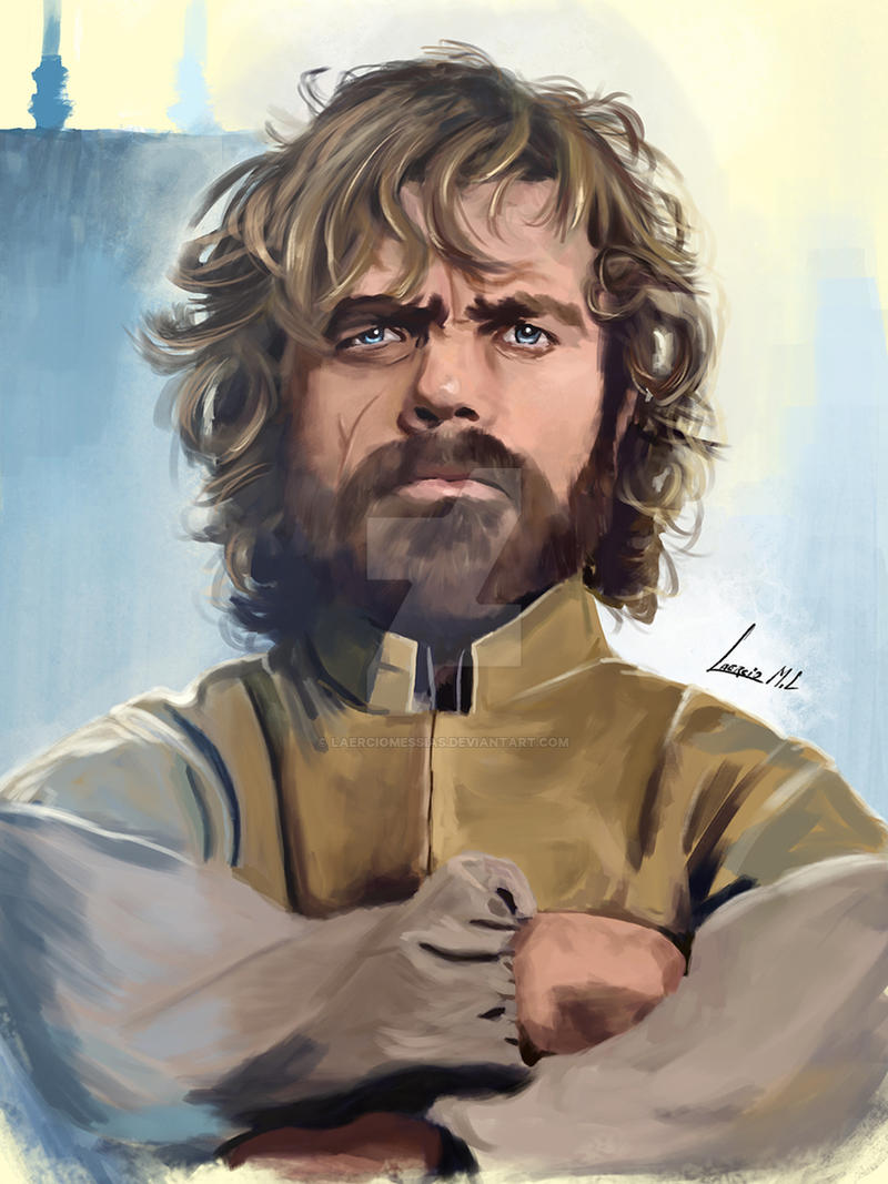 Tyrion Lannister by LaercioMessias