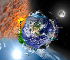 Earth by LaercioMessias