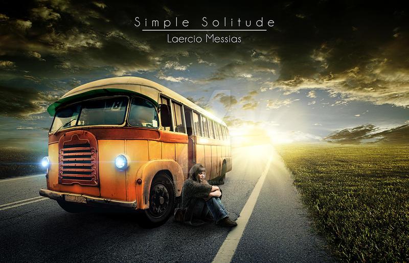 Simple Solitude by LaercioMessias