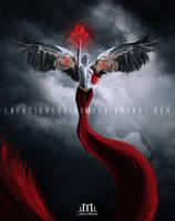 Tenebris Angelus by LaercioMessias