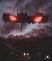 Awakening of Evil by LaercioMessias