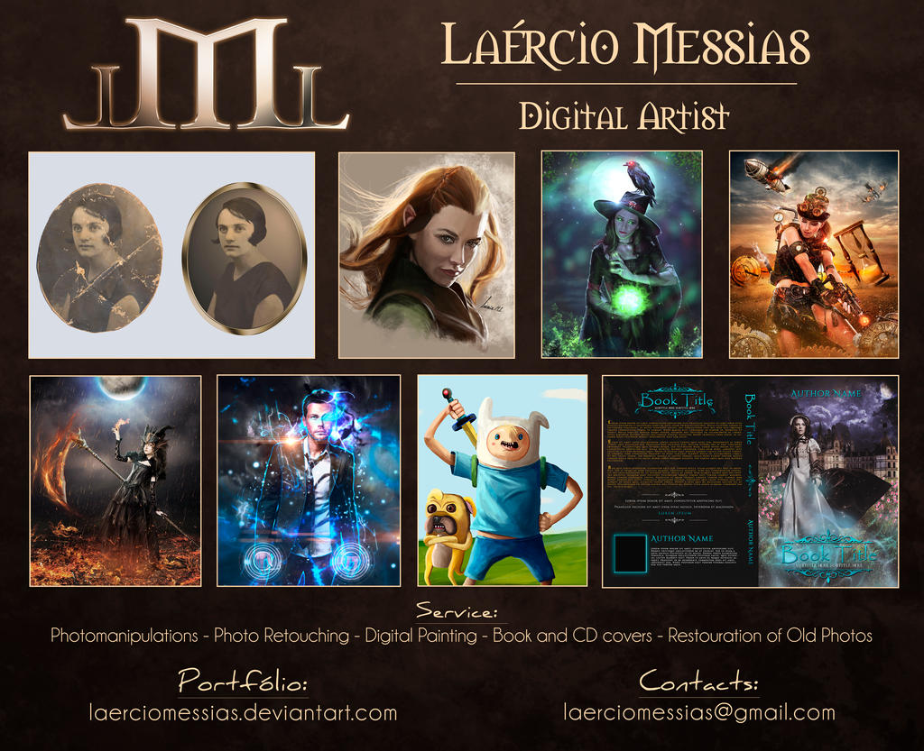 Flyer2 by LaercioMessias