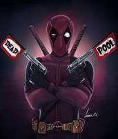 Deadpool by LaercioMessias