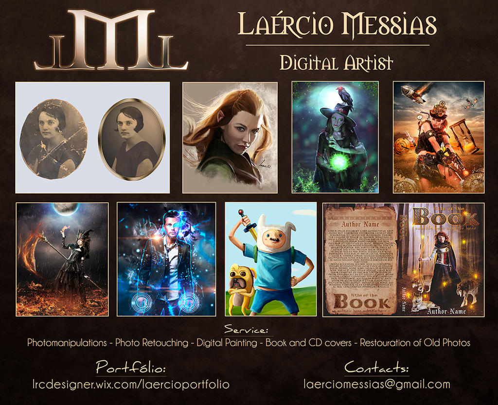 Flyer2 by LaercioMessias