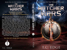 Book The Watcher Wars by LaercioMessias