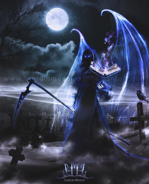 Angel Of Death by LaercioMessias