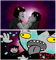 T3R3Z1 x KARKAT by leaving-eden