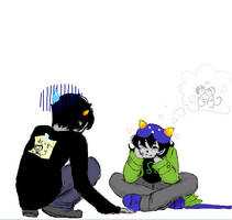 Nepeta consoles by leaving-eden