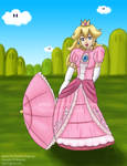 Princess Peach 09