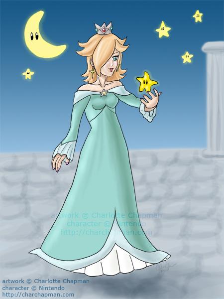 Princess Rosalina 10 by Kishi005
