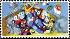 Mega Man 2 Stamp by recastanho