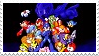 Mega Man 5 Stamp by recastanho