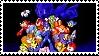 Mega Man 5 Stamp by recastanho