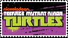 Teenage Mutant Ninja Turtles (2012) Stamp by recastanho