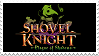 Shovel Knight: Plague Of Shadows stamp by recastanho