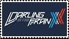 Darling In The Franxx stamp by recastanho