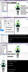 PMX Tutorial Spanish|Union de materiales| by Kurusou