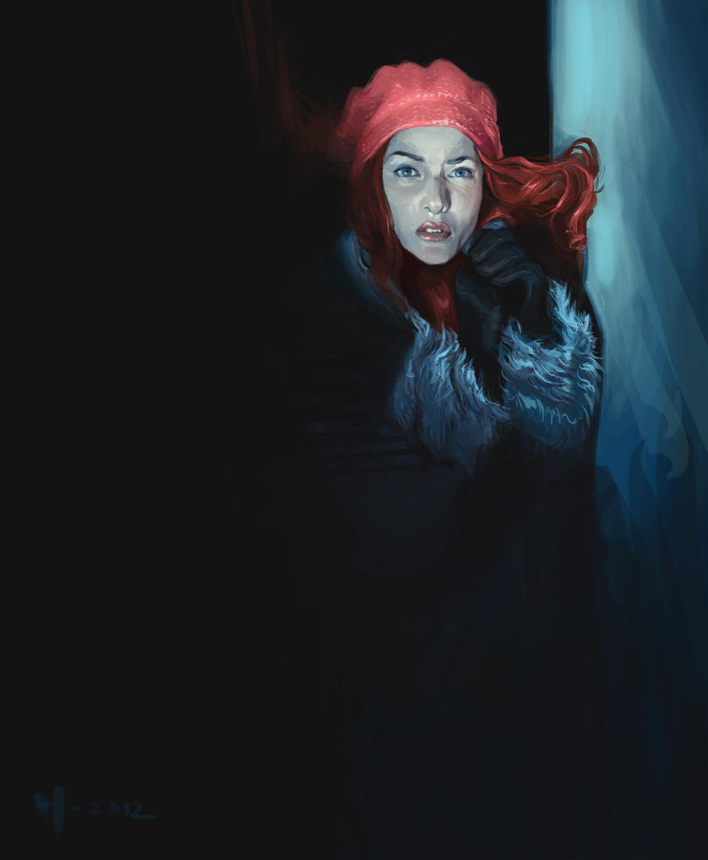 Eternal Sunshine of the Spotless Mind by h0an on DeviantArt
