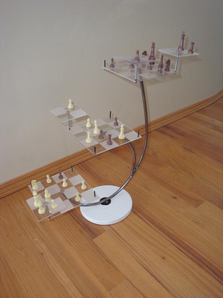Tri dimensional chess by nikitakitten on deviantart - Tri dimensional chess ...