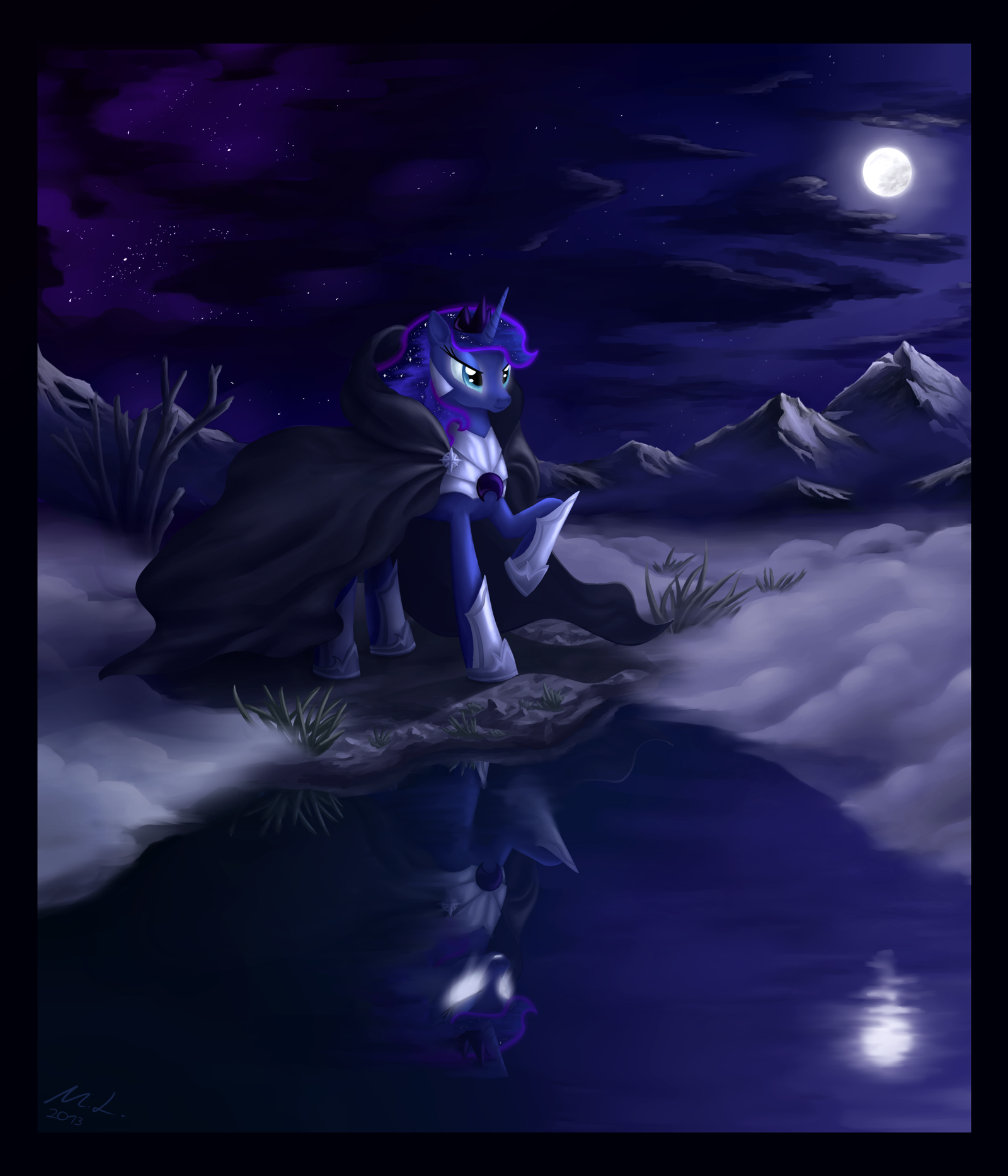 Ambassador of the Night by Cyberdrace