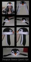 Penguin Fleece Genki Hat