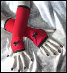 Little Reds Lost Arm Warmers