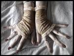 Drifter Fingerless Gloves