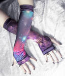 Space Cadet Arm Warmers
