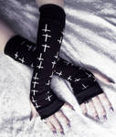 Lothaire Arm Warmers