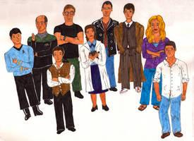 The Doctors Nine
