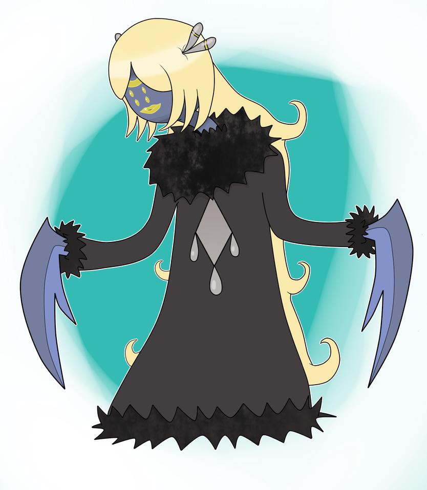 UB-445: Huntress by MegaSylar