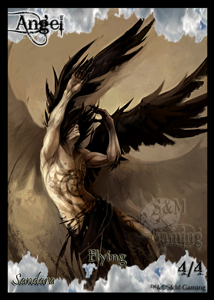 Angel Token by SandM-Gaming
