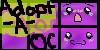 Adopt A OC banner? by CrazzKat